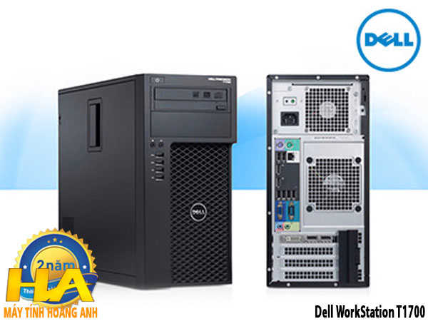 Dell WorkStation T1700 / HP ProDesk 600G1 - Cấu hình 1