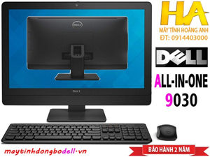 DELL-ALL-IN-ONE-9030, Cấu hình 4