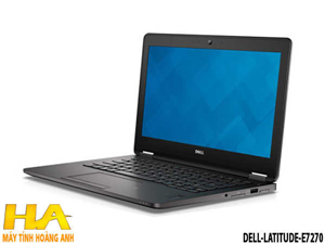 Laptop-Dell Latitude E7270-Core i5