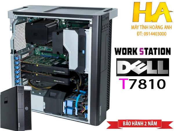 Dell WokStation T7810 - Cấu hình 1
