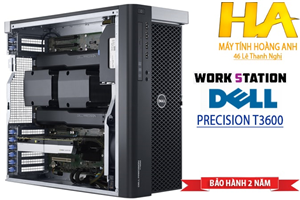 Dell Workstation T3600 - Cấu hình 1