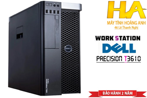 Dell WorkStation T3610 - Cấu hình 1