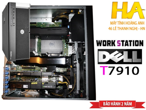 Dell WorkStation T7910 - Cấu hình 1