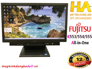 Fujitsu-k553/554 All-in-One, Cấu hình 1