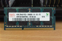 Ram laptop 4Gb DDR3 HYNIX