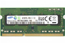 Ram laptop 4GB Samsung DDR3 BUS 1600